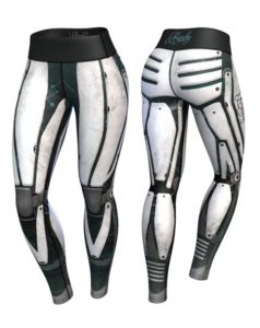 Anarchy Apparel Compression Pants Leggings