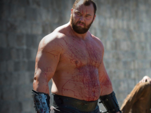 Der Berg - Gregor Clegane - Game Of Thrones
