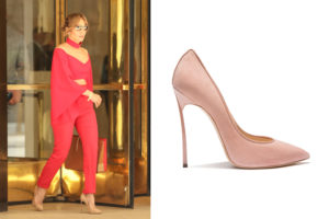 Jennifer Lopez Casadei Pumps